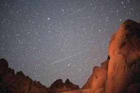 NASA  transmitirá en vivo hermosa lluvia de estrellas fugaces