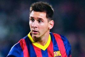 A Messi le afectan las críticas por su rendimiento con el Barcelona
