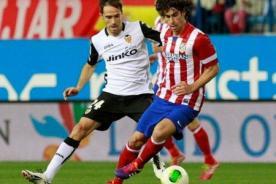 En vivo: Atlético de Madrid vs. Valencia, transmisión por ESPN - Liga BBVA