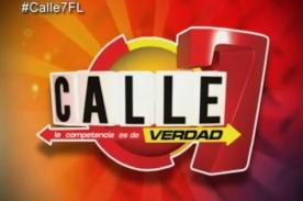 Calle 7 Perú ya tiene fecha de estreno - Video