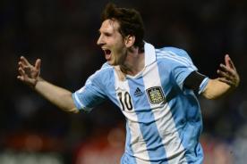 ¡URGENTE! Lionel Messi llegó a Argentina: ´Queremos ganar la Copa del Mundo2014´ [Video]