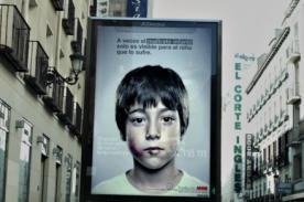 Campaña contra violencia infantil que solo los niños pueden verla [Video]