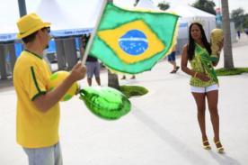 Brasil: Así luce Río de Janeiro a una semana del Mundial 2014 [Fotos]
