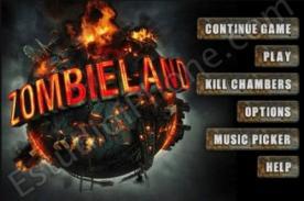 Juego Friv de matar zombies ¡Sé un rudo 'zombie killer' y cuida tu refugio!