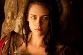 ¿Kristen Stewart fuera de la secuela Blancanieves y el Cazador?