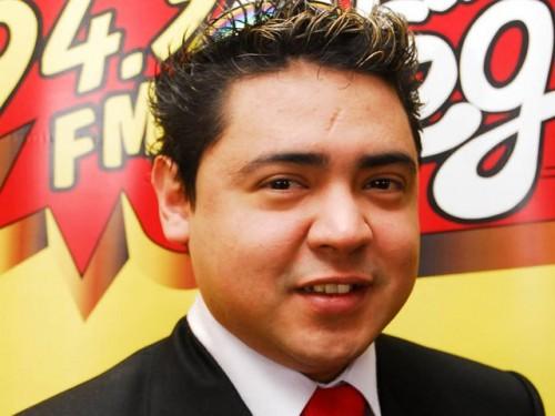Lucho Cuéllar, 'Kiko de la cumbia', detenido en operativo de alcoholemia