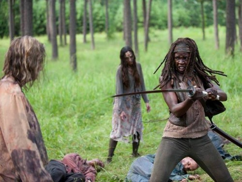 The Walking Dead: Actores decidieron volverse vegetarianos