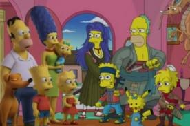 VIDEO: Los Simpson celebran episodio de Halloween imitando a Naruto y otros animes