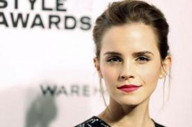 Twitter: Emma Watson desmiente rumores de romance con príncipe Harry