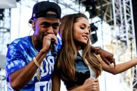¿Big Sean terminó con Ariana Grande por Inmadura?