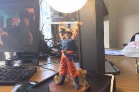 Dragon Ball Z: Admítelo, tú también quieres esta alucinante lámpara de Goku