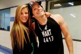 Combate: ¡Mario Hart y Alejandra Baigorria fueron ampayados en...! - FOTO