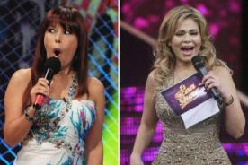 ¿Gisela Valcárcel hará que el programa de Magaly Medina sea sacado del aire?
