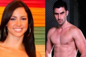 Combate: ¿Paloma Fiuza tuvo 'encontrón' con Eduardo Pastrana? - VIDEO