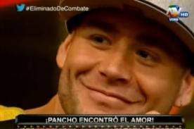 Combate: ¡Pancho Rodríguez ampayado en 'pleno' con una colombiana! - VIDEO