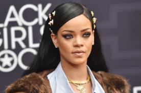 Rihanna sorprende con nuevo cambio de look