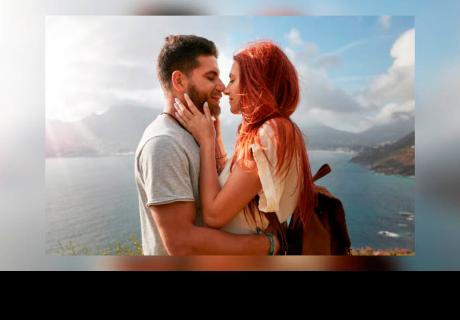 Besar a otra mujer no es 'sacar la vuelta', según los hombres