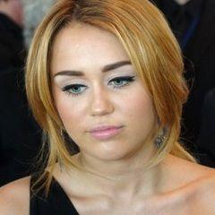 Miley Cyrus pasó el fin de semana en la gala 'Para que el mundo pueda oír'