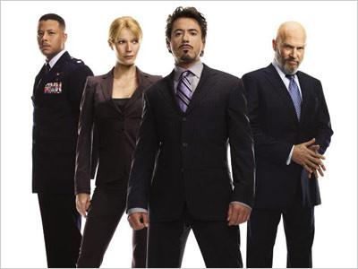 Iron Man 2 - Estreno jueves 29 de abril