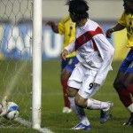 Resultado: Colombia vs Perú en video (0-2) - Goles y Minuto a Minuto - Copa América 2011
