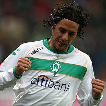 Bundesliga: Claudio Pizarro no entrenó con el Werder Bremen por problema estomacal