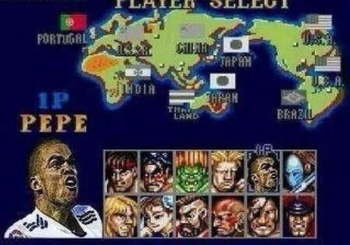 Parodian a Pepe como un Street Fighter