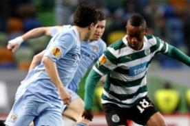 Sporting de Lisboa vs Metalist Kharkiv (2-1) en vivo por Fox Sports - Europa League