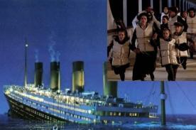 Las mujeres y los niños primero: El mito de los naufragios es falso