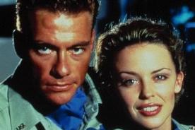 Jean-Claude Van Damme tiene buenos recuerdos de Kylie Minogue en la cama