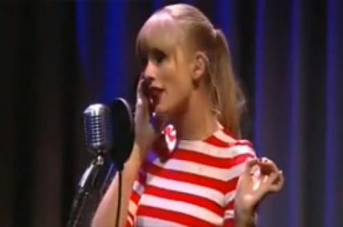 MTV Video Music Awards: Revive la presentación de Taylor Swift (Video)