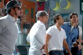 Video: Backstreet Boys cantan 'Everybody' en comercial de ropa