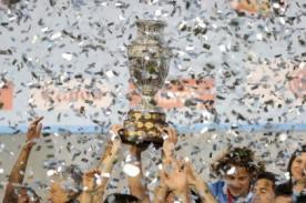 Perú y otros 15 países disputarán la Copa América Centenario 2016