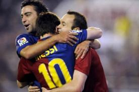 Goles del Barcelona vs Athletic Bilbao (5-1) - Liga Española - Video