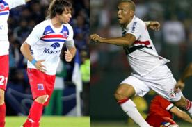 Tigre vs Sao Paulo en vivo (0-0) por Fox Sports - Final Copa Sudamericana 2012