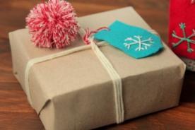 Navidad 2012: Haz tarjetas de Navidad para regalos