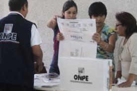 ONPE Revocatoria: Descarga la cartilla de miembros de mesa