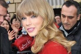 Taylor Swift estaría encantada de trabajar con Eminem