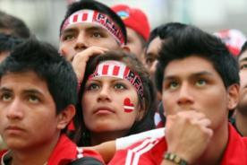 Eliminatorias 2014: Perú es el quinto país con mejor asistencia de público