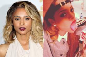 Ciara llama 'loca' a Rihanna y pide que la guíen en la dirección correcta