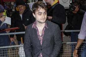 Daniel Radcliffe sorprende con descuidada apariencia