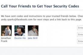 Facebook añade nueva herramienta para recuperar cuentas