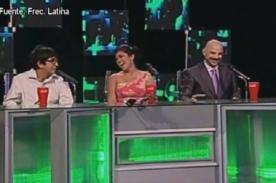 Yo Soy: Mira cómo se divierte el jurado durante el casting - Video
