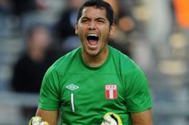 Raúl Fernández podría ser el mejor latino del año en la MLS