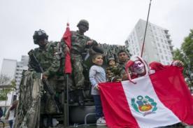Parada Militar 2013: ¿Quiénes desfilarán este 29 de Julio? - Fiestas Patrias