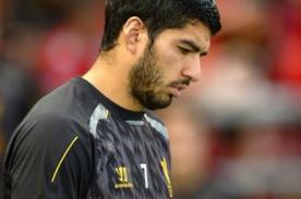 Luis Suárez volvió a entrenar con Liverpool