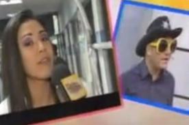 La 'China' Fabianne arremete contra 'Metiche' por sus burlas - Video