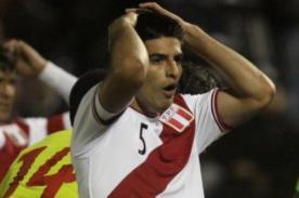 Carlos Zambrano: Las Eliminatorias Brasil 2014 no fueron un fracaso