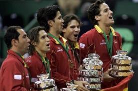 Nadal y Verdasco ponen en ventaja a España por la Copa Davis