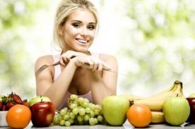 Salud y nutrición: Comer frutas y verduras prolonga la vida