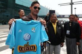 Sporting Cristal: Leandro Leguizamón permanecerá en el club